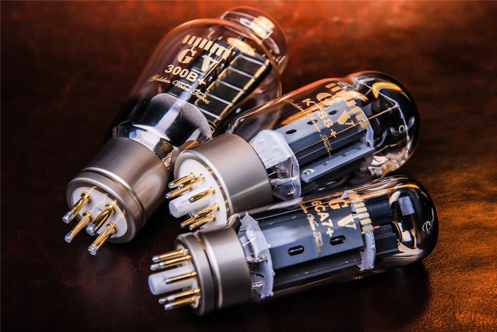 Golden Voice Tubes, GV Tubes